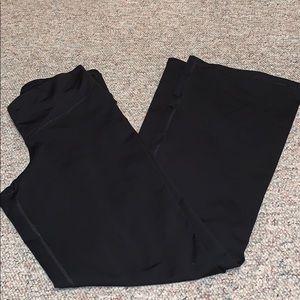 Champion bootcut workout pants